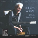 Doug MacLeod - There's a Time Lo-Res Cover