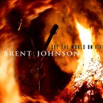 Brent Johnson - Lo-Res CD Cover