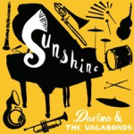 Davina Sunshine CD art