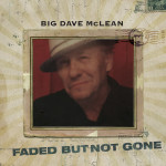 Big Dave McLean - Hi-Res CD Cover