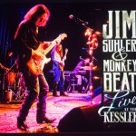 Jim Suhler Live at the Kessler Hi-Res CD Cover