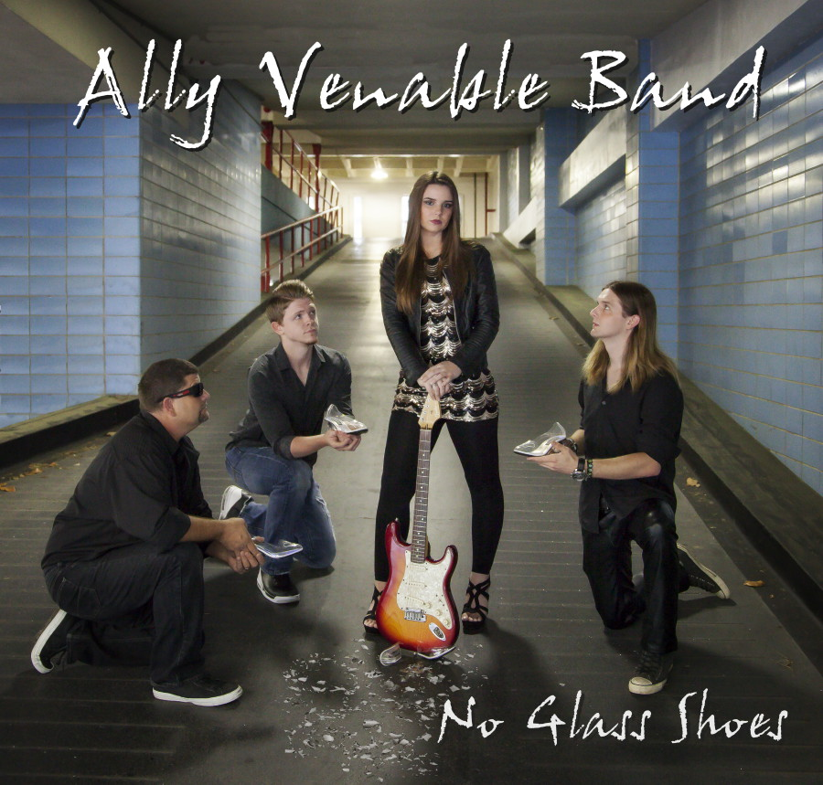 Ally Venable Band Hi-Res Cover