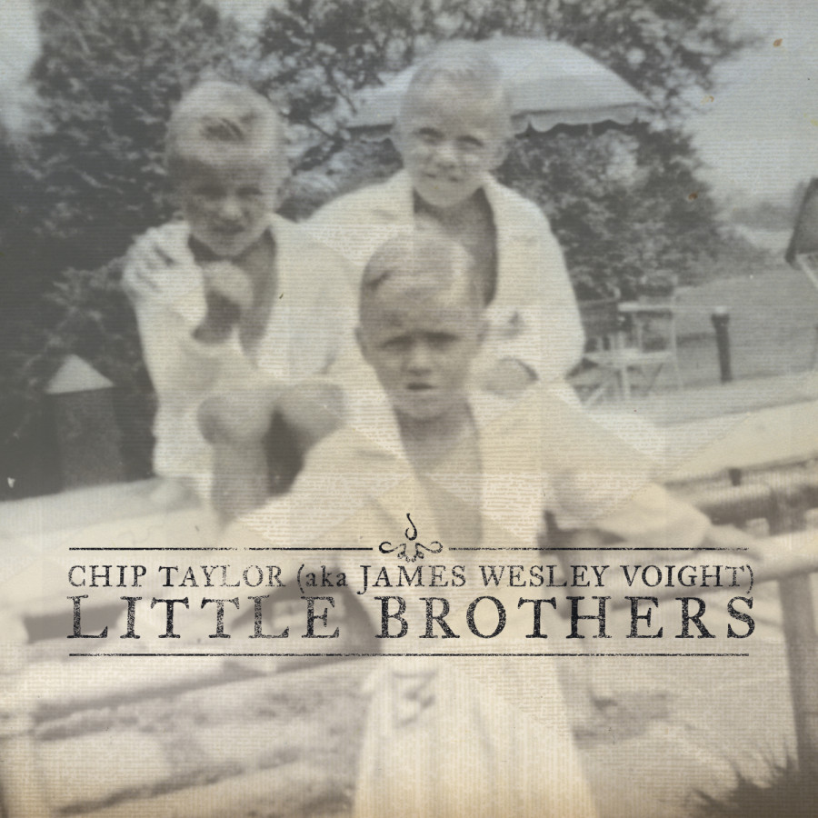 ChipTaylor -Little Brothers - Hi-Res Cover