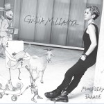 Giulia Millanta - Moonbeam Parade CD Cover