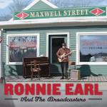 Ronnie Earl - Maxwell Street Hi-Res Cover