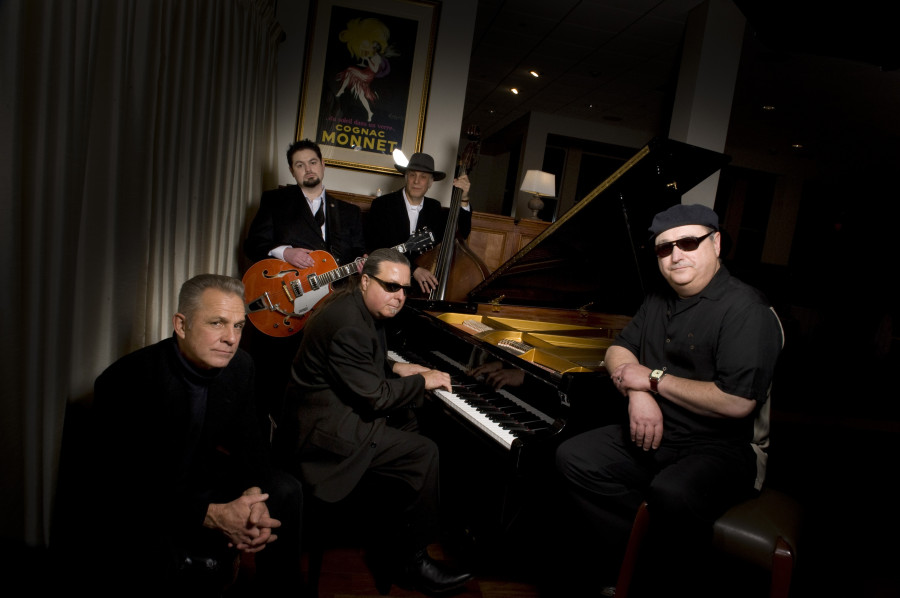 Sugar Ray & the Bluetones Band Shot by Michael Sparks Keegan