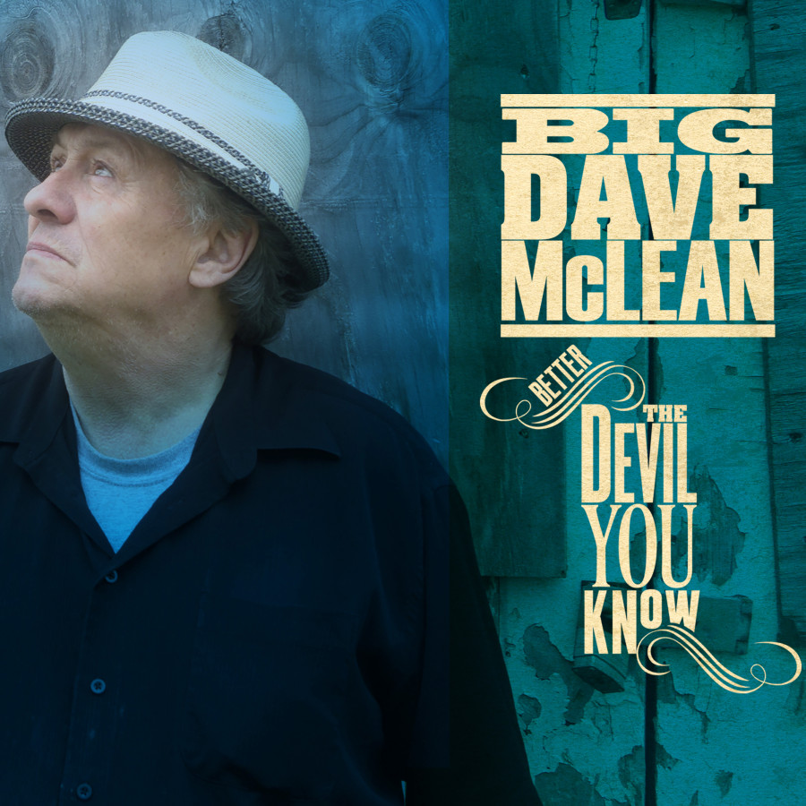 Dave McLean - Better the Devil You Know HiRes Cover
