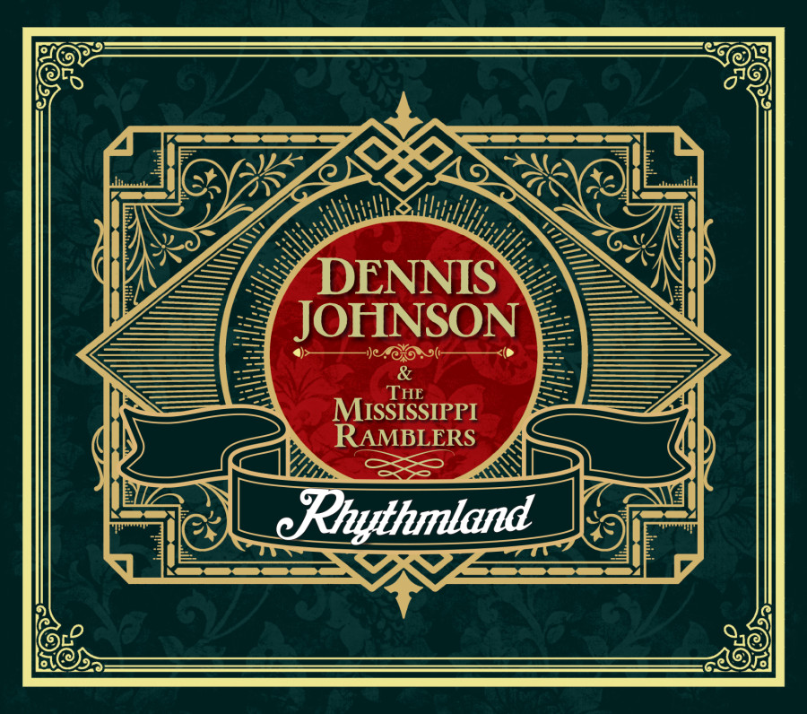 Dennis Johnson Rhythmland Hi-Res Cover