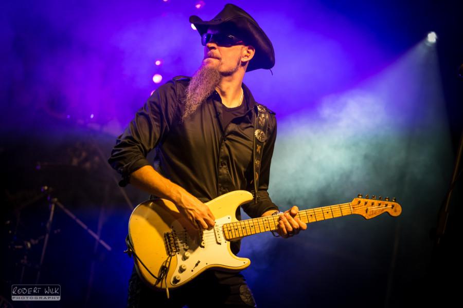 koncert Daudley Taft Band na Przeworsk Blues Festiwal