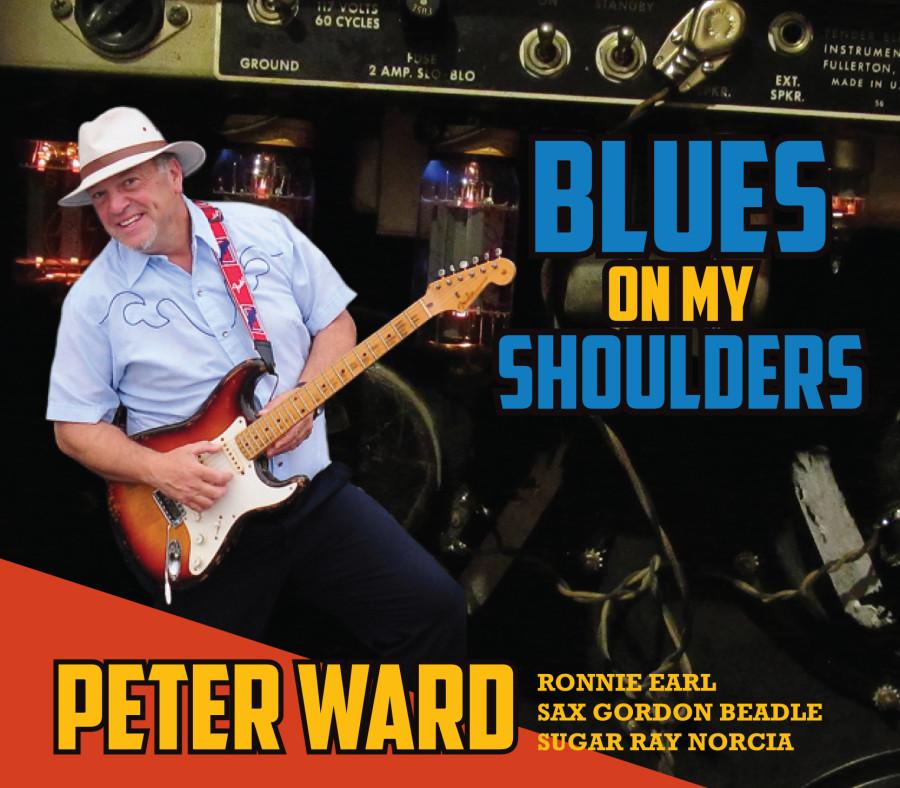 Peter Ward Hi-Res CD Cover