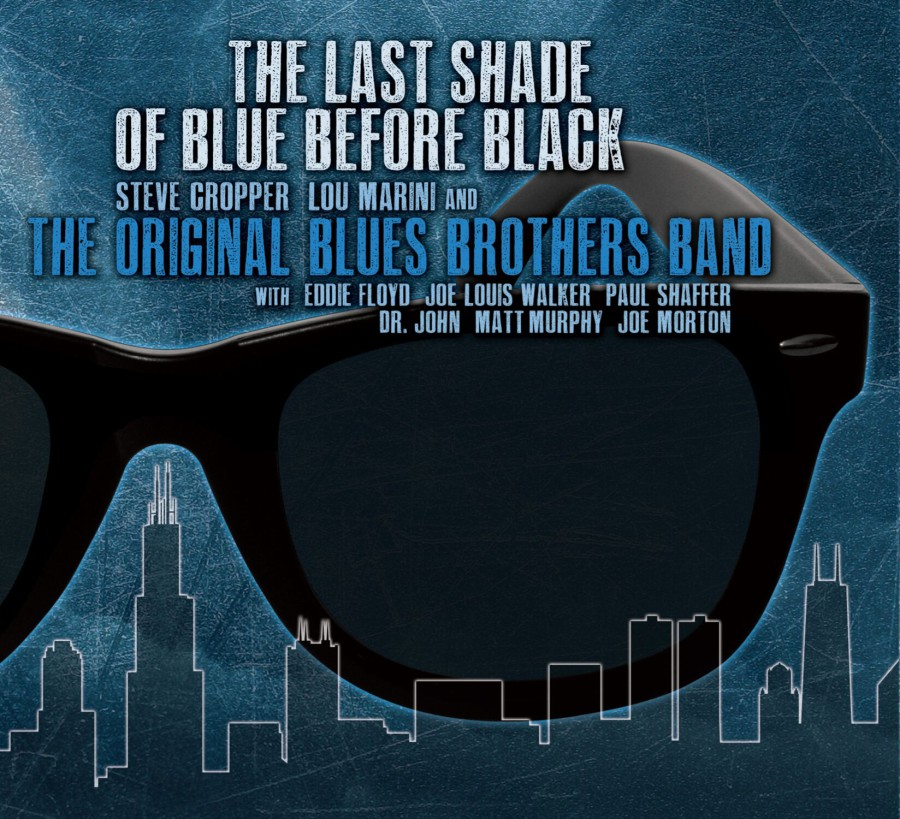 The Original Blues Brothers Band CD Cover