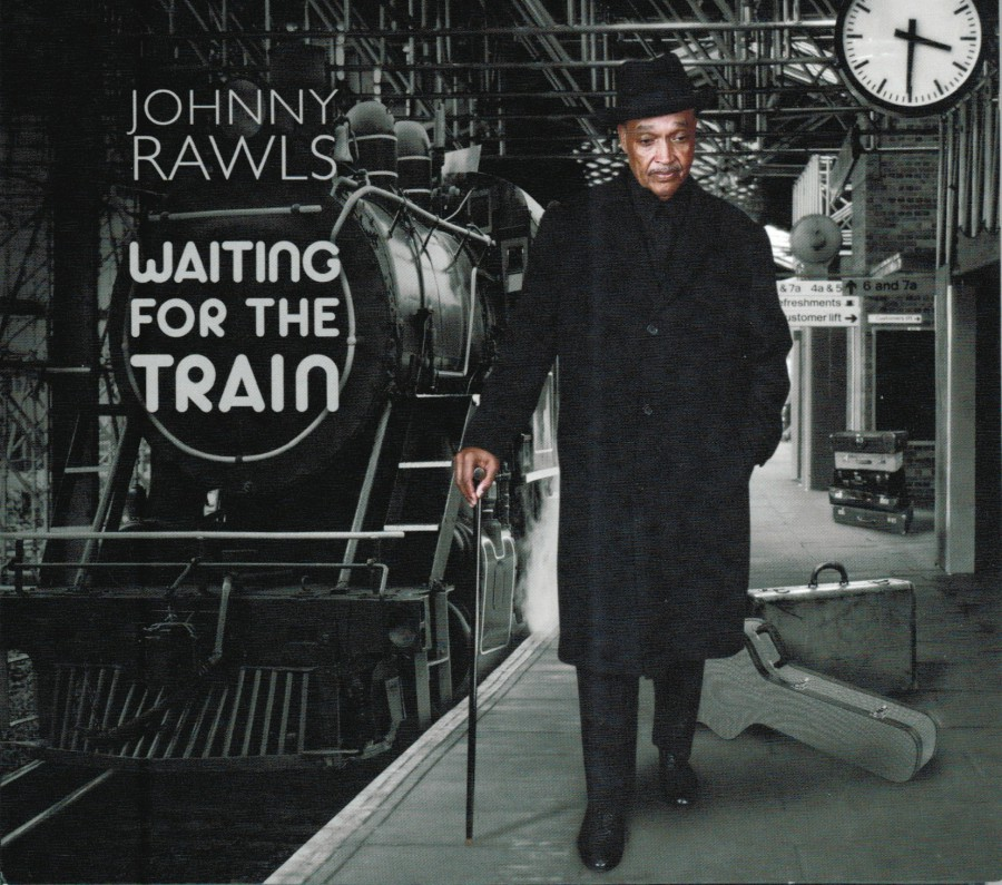 Waiting for the Train High Res cover
