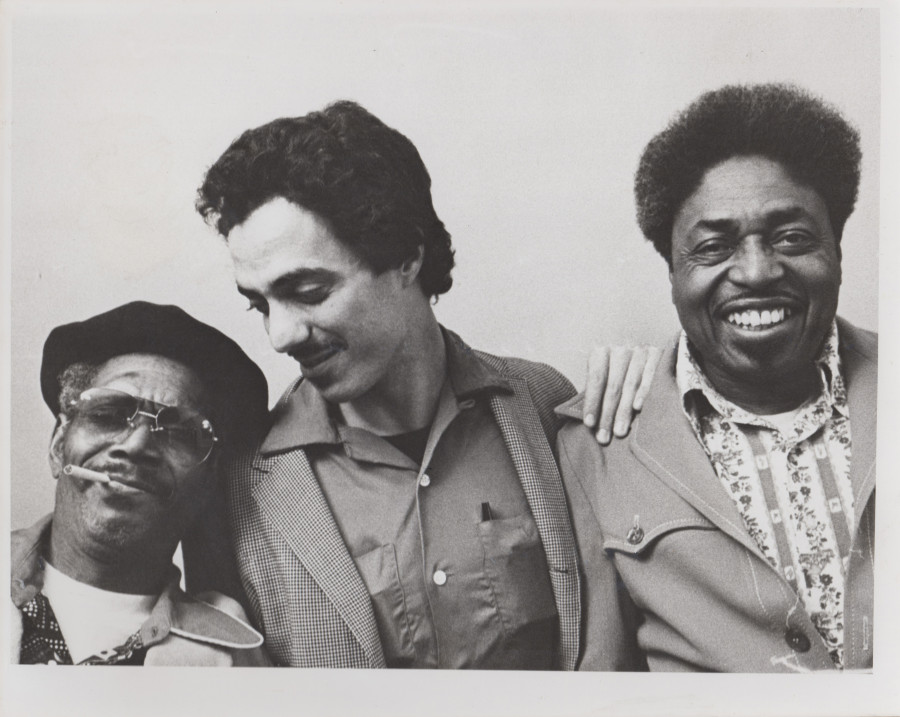 Johnny Nicholas Vintage Photo