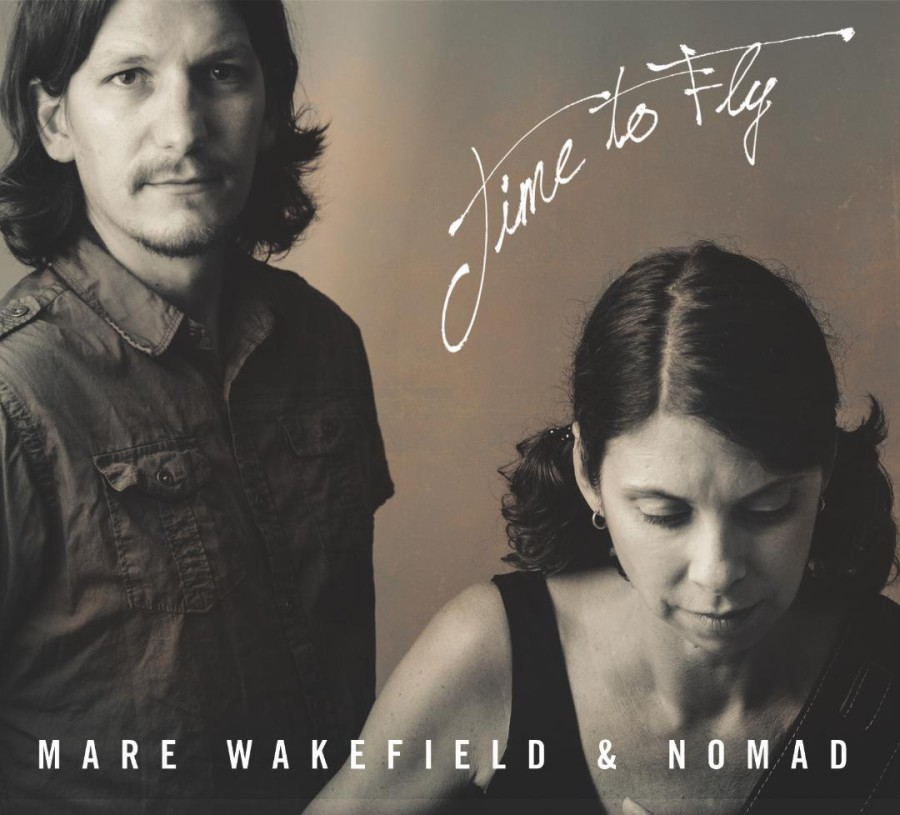 Mare Wakefield & Nomad CD Cover