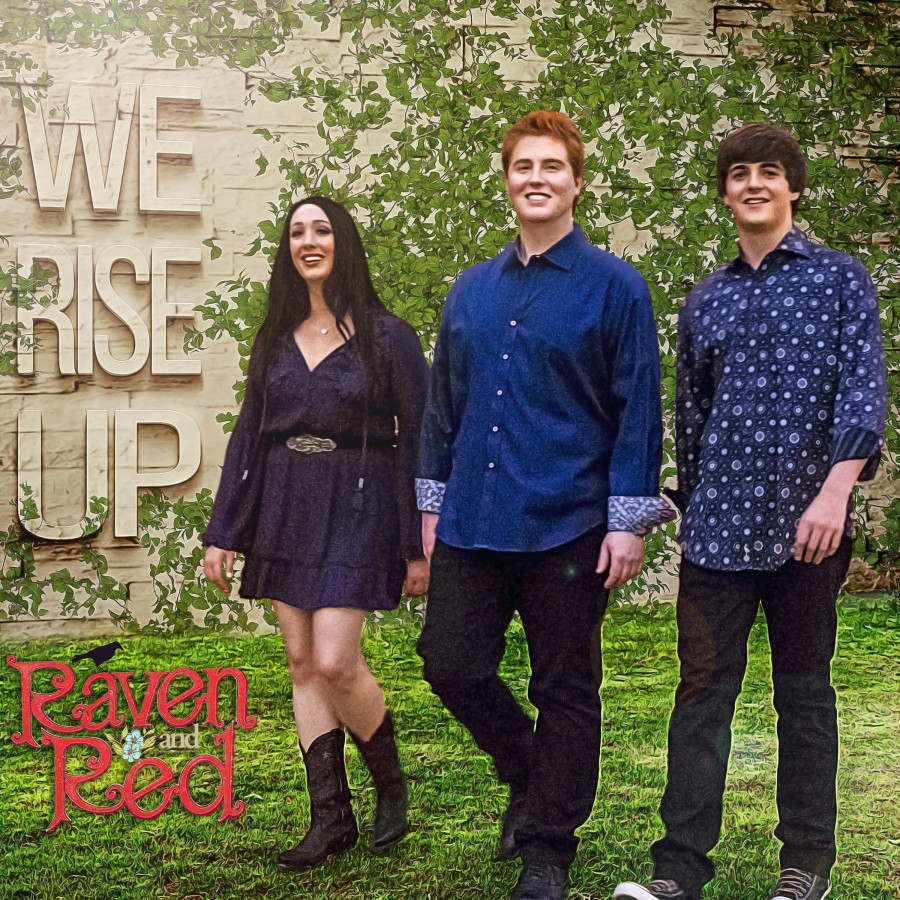 We Rise Up Cover - Hi-Res