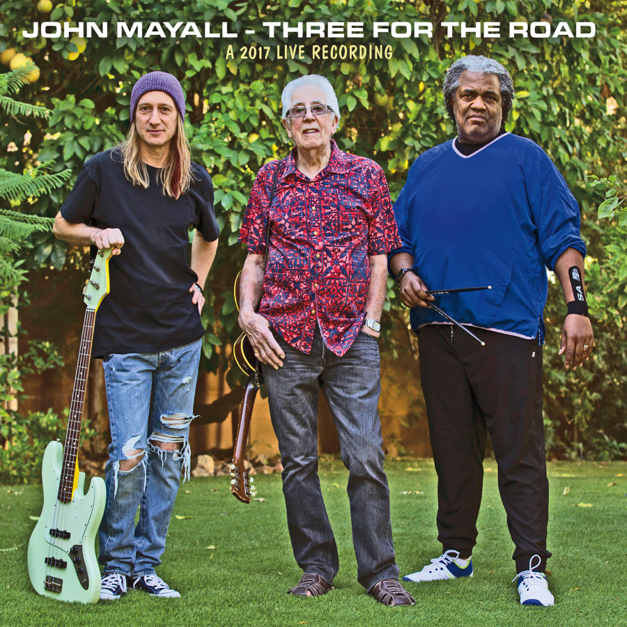 Three for the Road CD Cover Hi-Res
